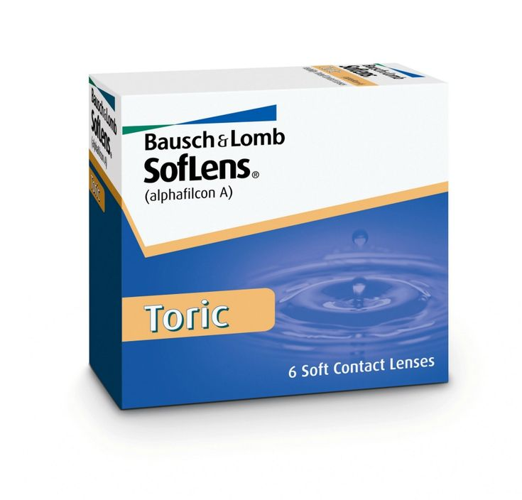Soflens toric - 47.50€ - Φακοί επαφής για αστιγματισμό, είναι ένας φακός μηνιαίας αντικατάστασης της Bausch+Lomb, έχει σχεδιαστεί για άτομα που έχουν αστιγματισμό. Οι Soflens Toric Φακοί επαφής διαθέτουν ένα μοναδικό σχεδιασμό που τους καθιστά ευκολοφόρετους. Παρέχει ευκρινή όραση και εξαιρετική άνεση.