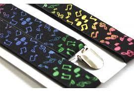 Imagini pentru note muzicale colorate