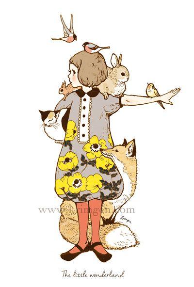 Animals by Krimgen | CREATORS BANK http://creatorsbank.com/Krimgen/works/290053