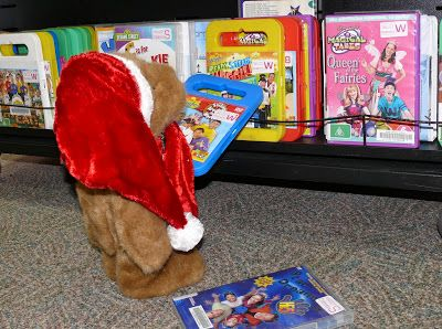 Christmas Adventures of Bing the Library Bear #12