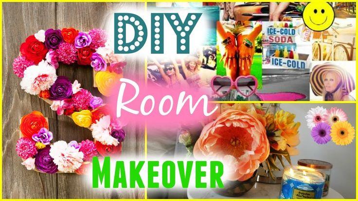 DIY ROOM DECOR | SUMMER & TUMBLR INSPIRED - Lindsay Marie