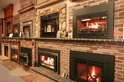 Cheap Fireplaces & Inserts #fireplaces #hearth_store #stoves