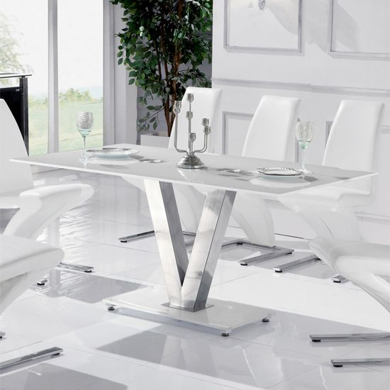 Glass Dining Tables 8 best dining room table images on pinterest | glass dining table