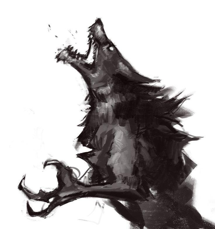 Nice werewolf - photo#39
