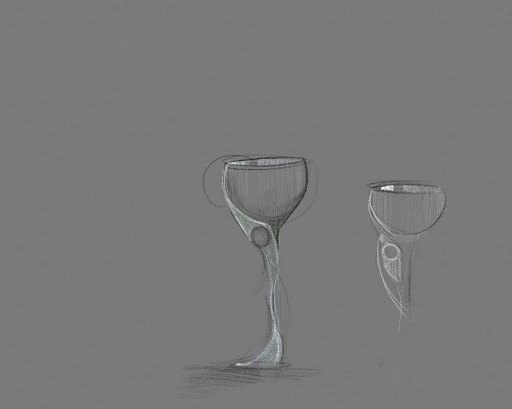 wine glass redesign