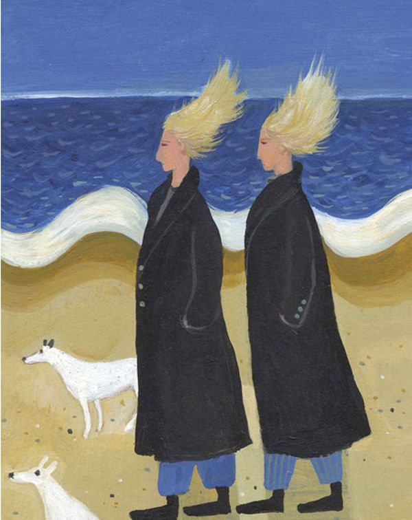 'Seeing double..' - by Dee Nickerson