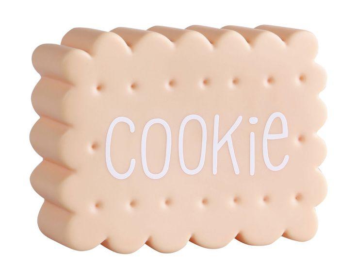COOKIE - Veilleuse LED Cookie L12cm - Luminaire enfants A Little Lovely Company designé par