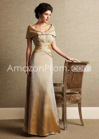 Deep Tan A Burly Wood Strapless Formal/Party/Bridesmaid Dresses