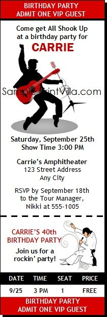 This is going to be my B-day invitation!!