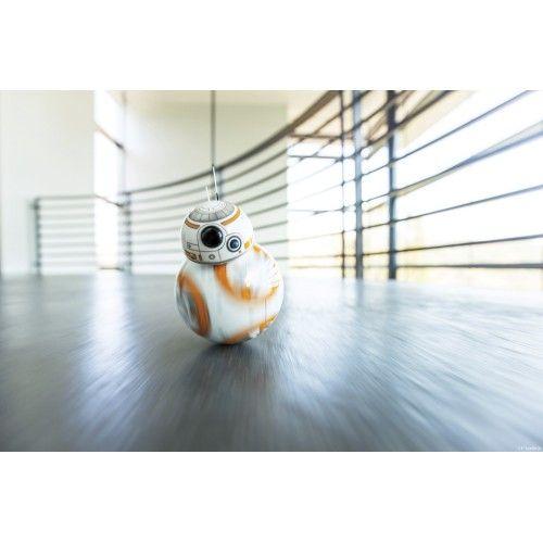 Sphero - BB-8™ App-Enabled Droid™ by Sphero - White - AlternateView16 Zoom