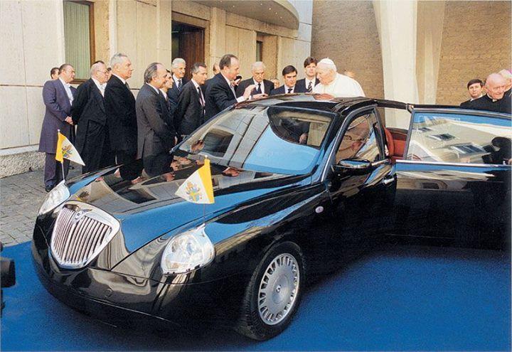 Resultado de imagen para Lancia Thesis Giubileo