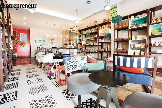 The differently-abled work and learn at Puzzle Gourmet Store and Café | Online Business Ideas for Entrepreneurs | Business Plan, Resources, Tips and Strategy | Entrepreneur Philippines