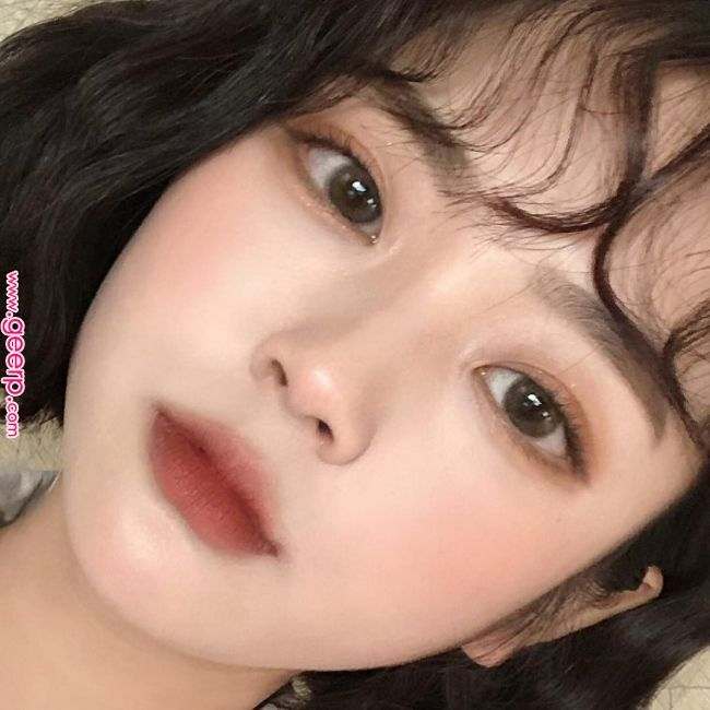 Koreanmakeuptrends Korean Eye Makeup Peach Makeup Ulzzang Makeup
