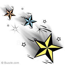 Falling Nautical Stars