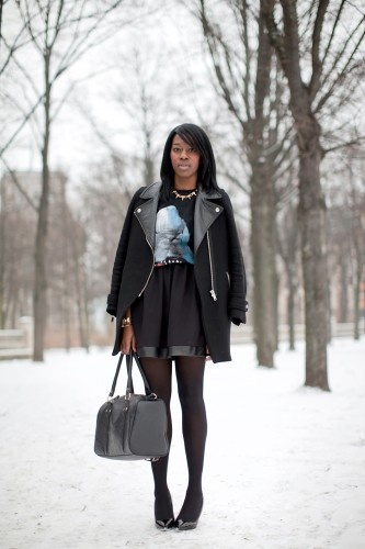 Chill! Cold weather street style from Berlin, photos by Christian Vierg
