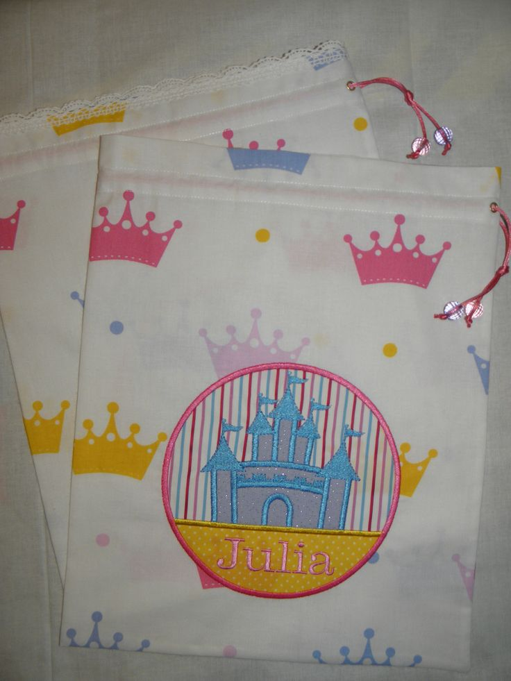 girl's bag for clothes