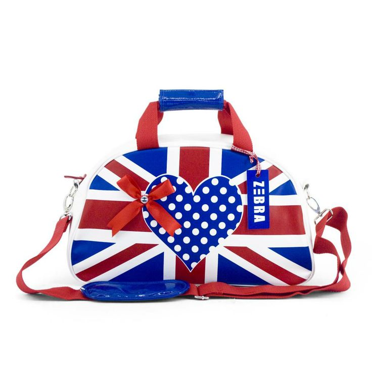 Zebra Trends Bowlingbag UK