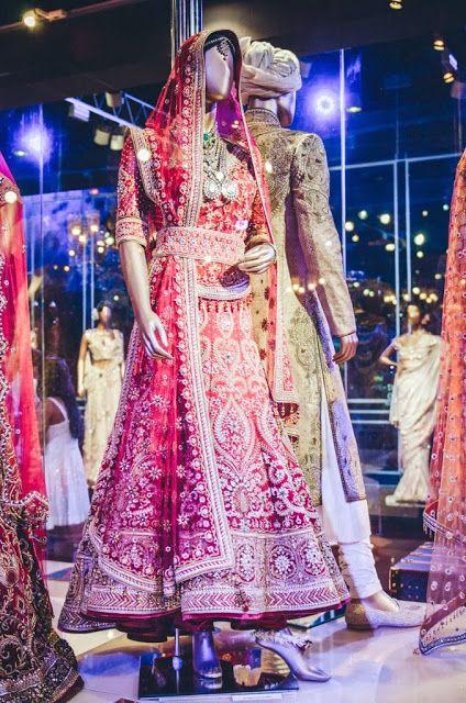 #TarunTahiliani Beautiful #Bridal #Lehenga