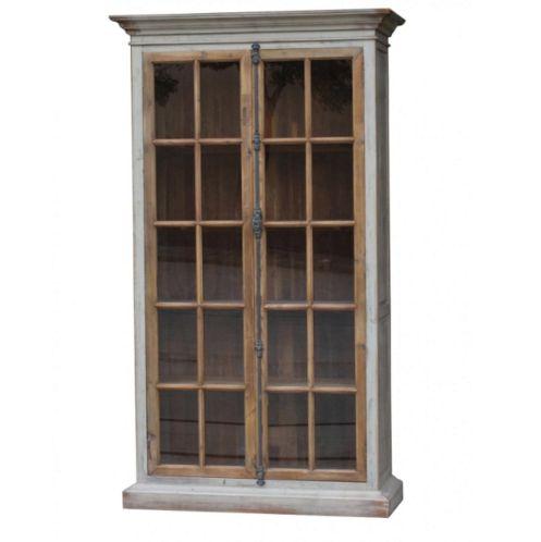 Monterey Glass Door Cabinet