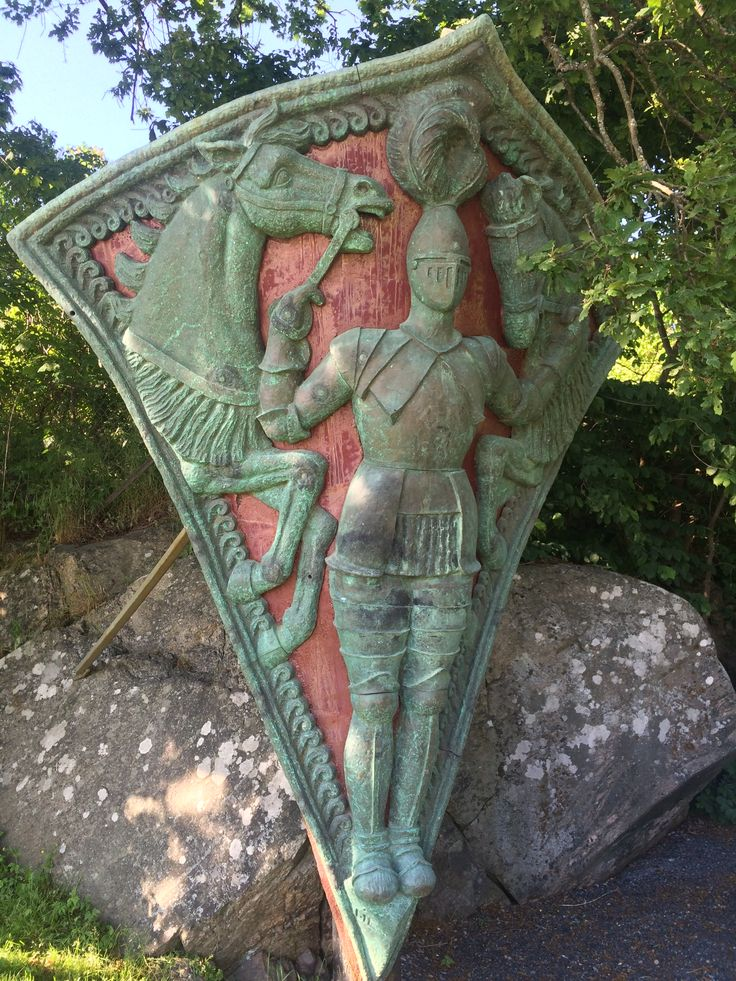 Gallionsfigur , Hvitsten