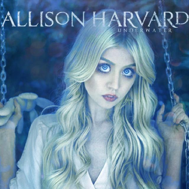 Alison Harvard is a goddess