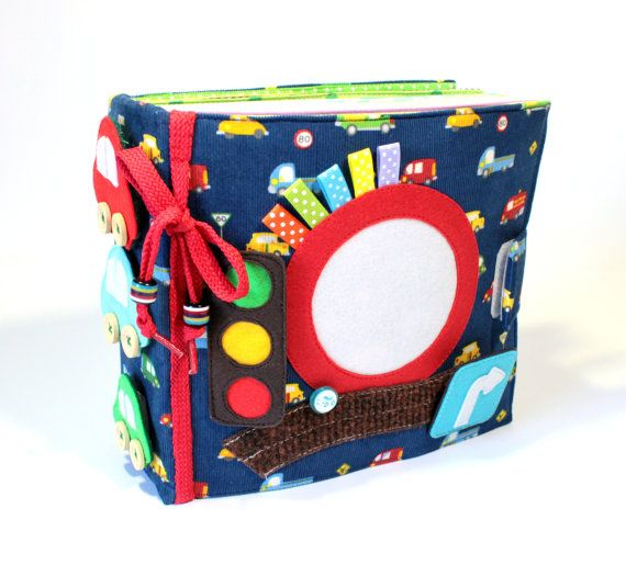 Libro tranquila ocupada Eco infantil amistoso libro de por MiniMoms