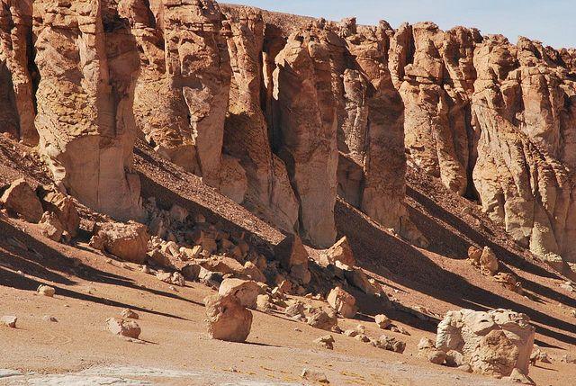 SALAR DE TARA NORTE DE CHILE