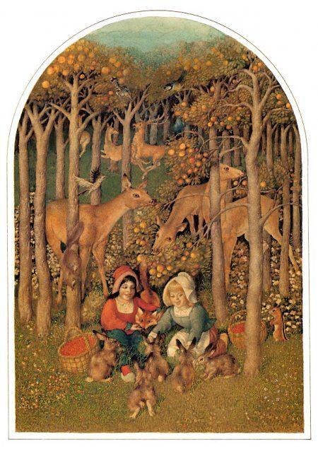 Gennady Spirin, Snow White & Rose Red