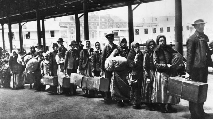 Ρατσιστικά στερεότυπα για τους πρώτους Έλληνες μετανάστες