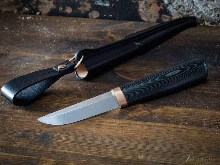 Sami Lansipallta knives