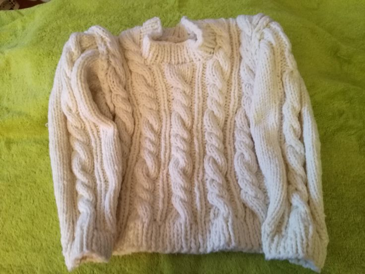 Sweater for 3 year old