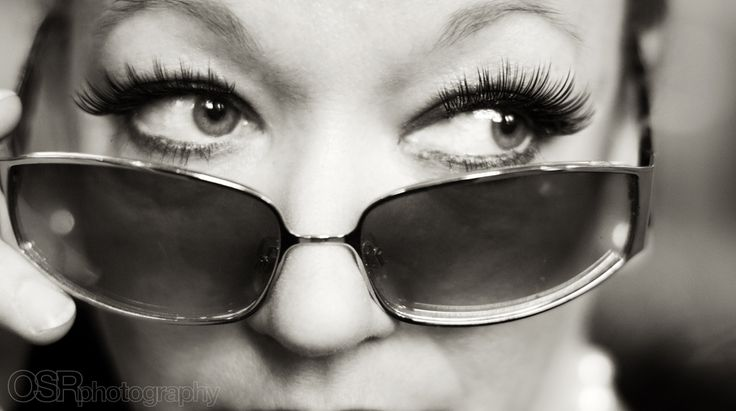 https://flic.kr/p/9vnVZq | Sunglasses tilted forward in a mysterious manner to expose big eyelashes | All my work has moved to OSR Photography Please see me there.....