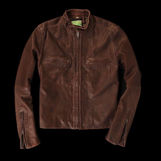 Levi's Vintage Leather Jacket