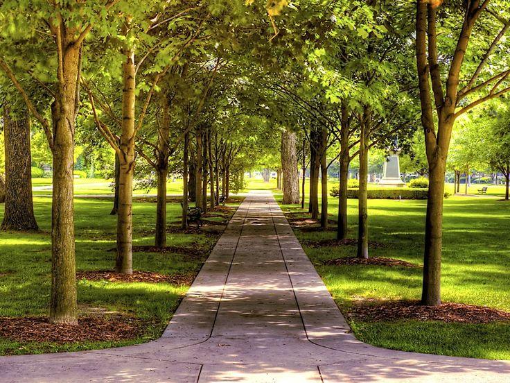 Beautiful parks | Beauty Places
