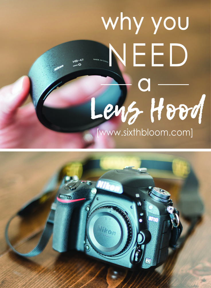 Photography Tips, camera lens tips, lens for camera, lens hood, do I need a lens hood