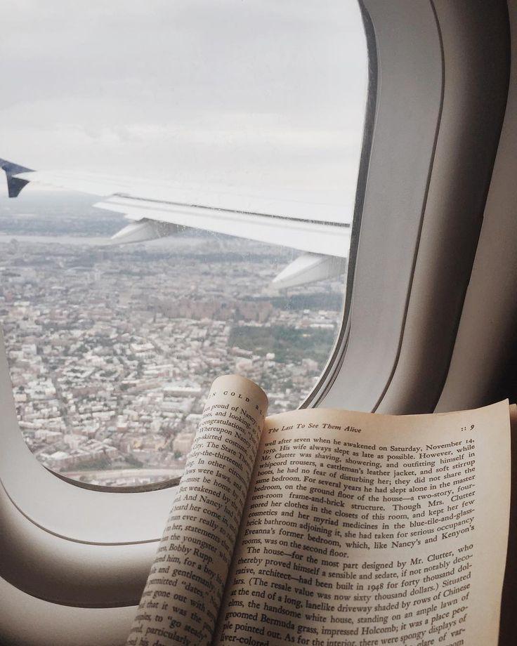 "3,265 Likes, 47 Comments - Olivia (@clockworkbibliophile) on Instagram: ""Favorite way to travel? I love planes ✈️"""