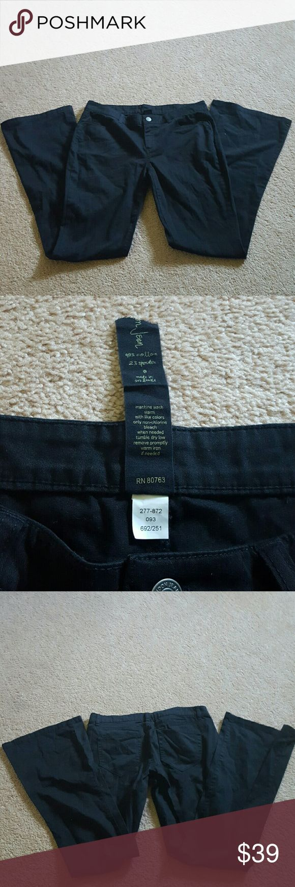 London Jeans Black Jeans Bootcut Flare Size 8 London Jeans Black Jeans Bootcut Flare Size 8. Like new. Tag cut as shown in picture. London Jeans Jeans Flare & Wide Leg