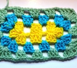 Rectangle Granny [Video Tutorial]