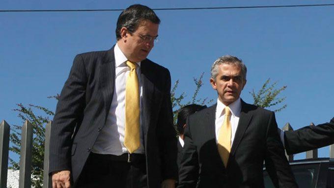 #Ebrard se hace responsable por decisiones de #L12 y pide diálogo a #Mancera Mas información: http://goo.gl/3C2RSe