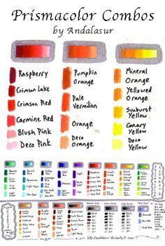 18 best Prismacolor images on Pinterest | Coloured pencils ...