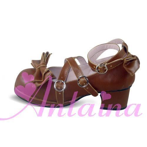 Принцесса сладкий лолита shoesLoliloliyoyo antaina лолита cos панк-моды принцесса обувь 9141-2 для 3-5days PU обувь