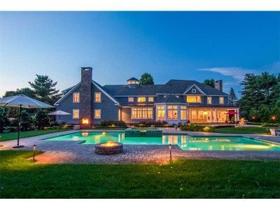 18 Anchorage Way. Barrington, RI 02806 5 bedrooms   4/1 Baths   6,551 square feet   $2,450,000 Every monday we showcase a multi million dollar home that will take your breath away! Todays Million dollar home is in Barrington, Rhode Island. This breathtaking home w/ 6,551 sq.ft. of luxurious living space. Superior finishes. Chef's kitchen, grill room, master suite, dumbwaiter, sound system.  inground pool/spa. Walking distance to the water.Pure Perfection! pinned by hillharbor.com