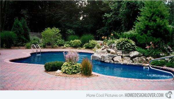 18 best images about pool designs on pinterest swimming for Pool and landscape design