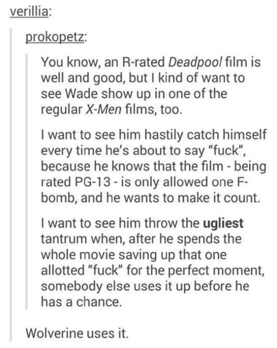Attention Marvel Studios