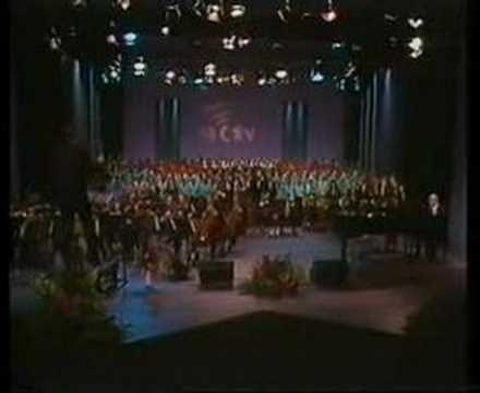 New London Chorale/Anthem for The World/Vicki,Madeline &Gord - YouTube