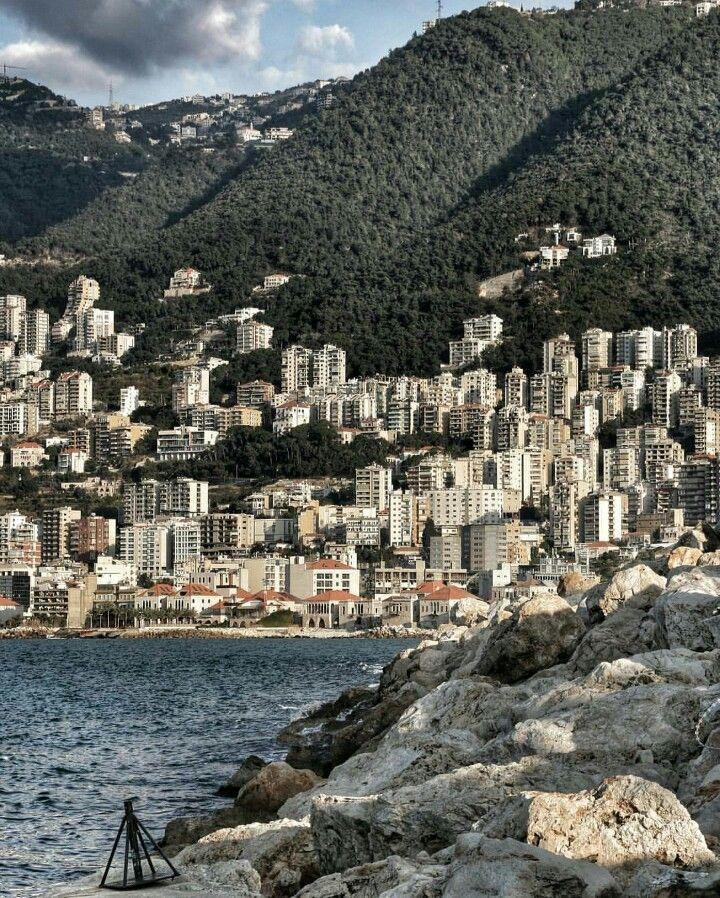 The amazing beauty of Jounieh Bay, Lebanon
