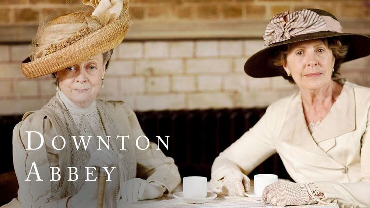 Dowager Vs Crawley // Ethel // Downton Abbey