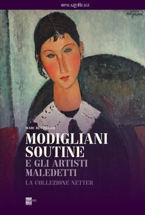 Modigliani in mostra a Roma  This was a wonderful exhibition.  Too bad I cannot find the book in English