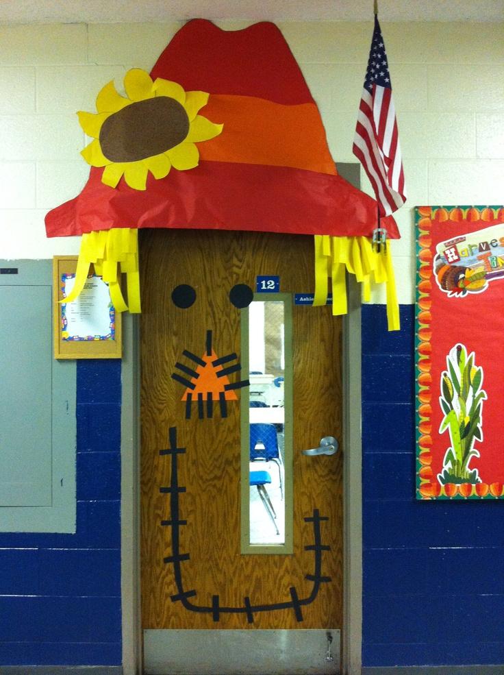 My fall classroom door!! :-)
