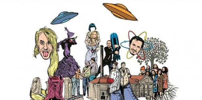 Découvrez les dates parisiennes pour le prochain spectacle d'Alexandre Astier #ExoConférence